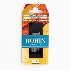 Aiguille à quilting N°12 Bohin