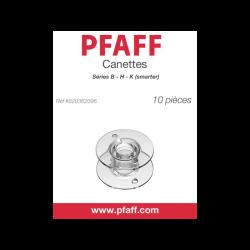 Canettes PFAFF 1025