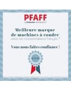 La Cousette revendeur agréé de la marque PFAFF en Vaucluse (84) à Valréas entre Montélimar et Orange - vente de machine à coudre PFAFF - machine brodeuse PFAFF - surjeteuse PFAFF